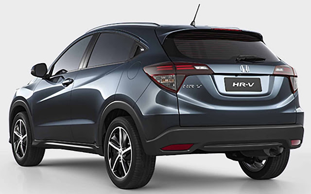 Honda HR-V EXL 2019 x VW T-Cross