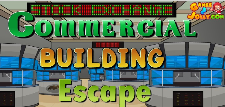 Commercial Building Escape Walkthrough