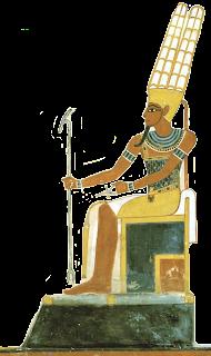 Amon Ra entspricht Jupiter, Zeus und Indra