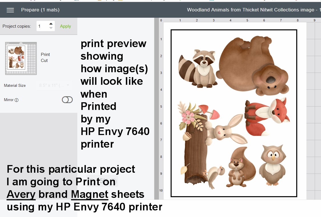 graphic relating to Avery Printable Magnet Sheets named Chocolate upon the keyboard: Print then Minimize magnets - produced
