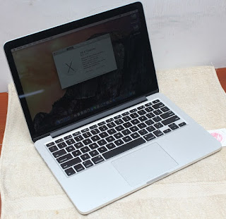 Jual Macbook Pro Retina Early 2015 Bekas