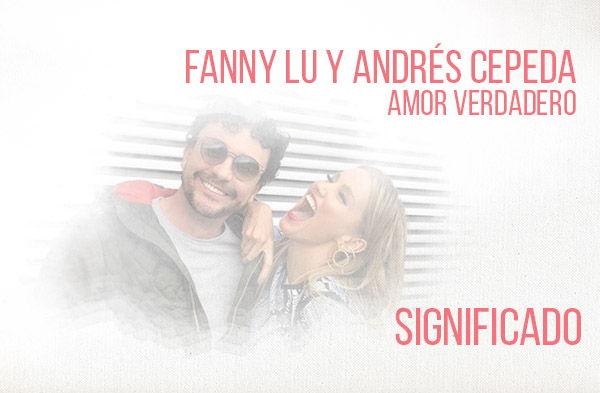Amor Verdadero significado de la canción Fanny Lu Andrés Cepeda.