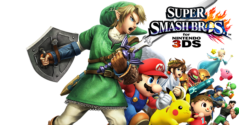 Super Smash Bros Usa 3ds Cia Google Drive Link 3ds Hackz