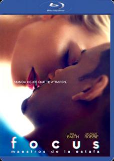 Focus: Maestros De La Estafa (2015) DVDRip Latino