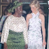 Photo of late Princess Diana with late Maryam Babangida in the 80s