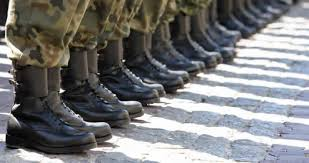 "Image result for Checkout These ""Made In Aba"" Boots The Nigerian Army Will Be Rocking Very Soon"