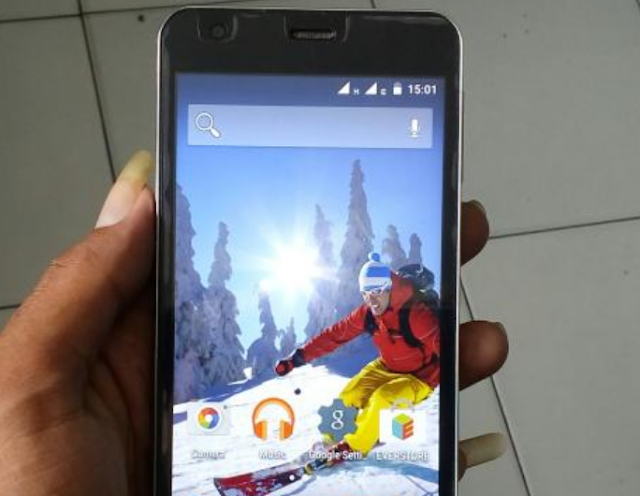 """Firmware Stock ROM HP Evercoss A75A / Bintang"""