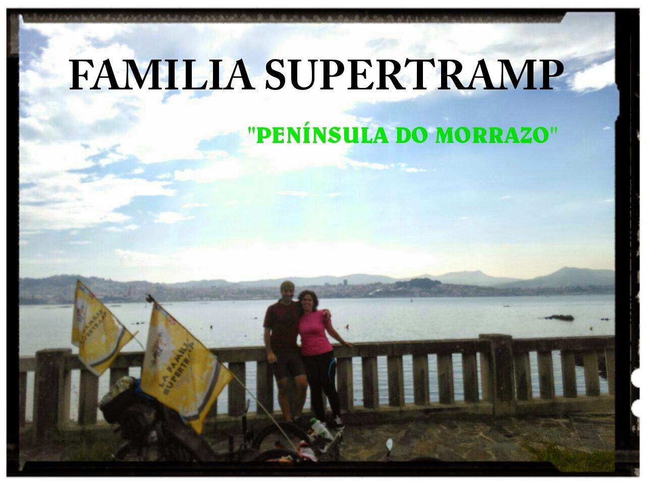Familia Supertramp recumbent trike