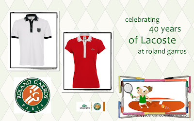 Lacoste: Celebrating 40 Years at Roland Garros