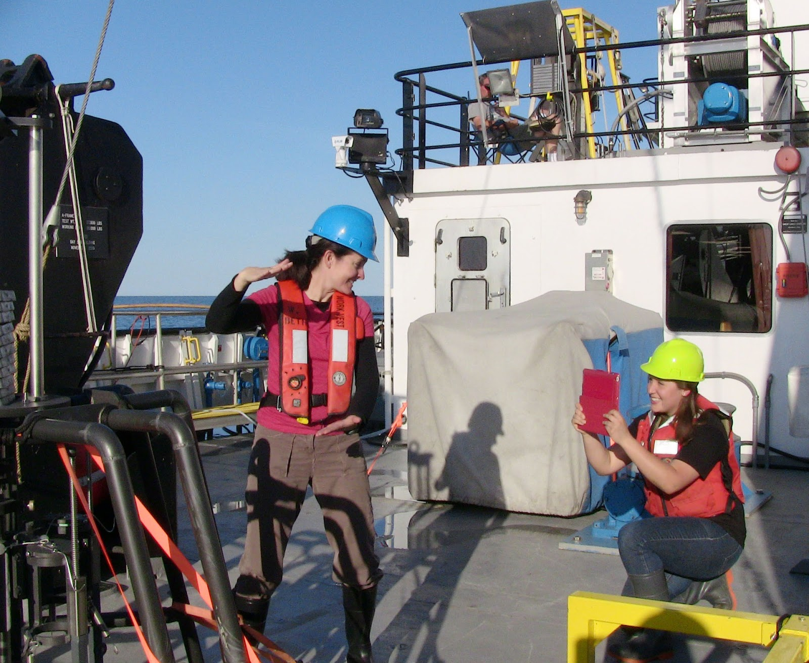 Dispatch from Lake Ontario: Creating new learning