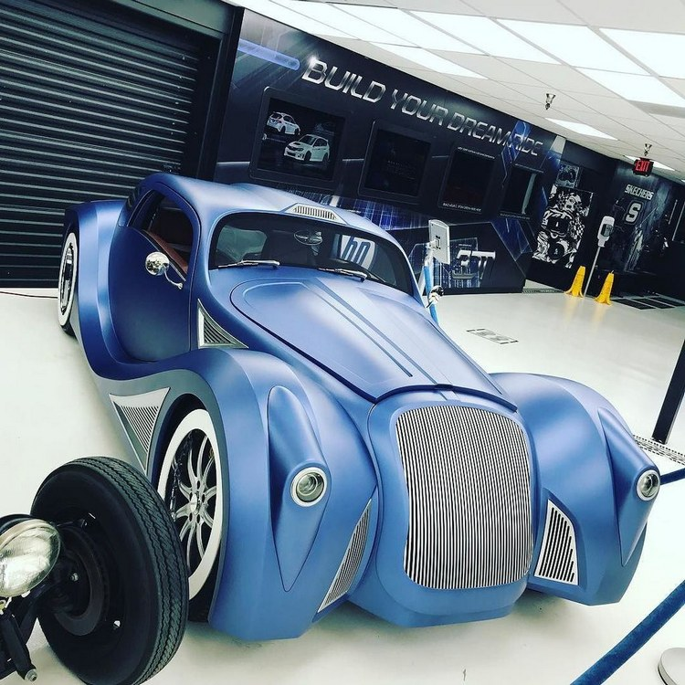 West Coast Customs 1938 Chevy Coupe