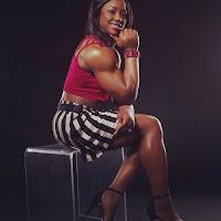 Female Bodybuilding muscular women Pro