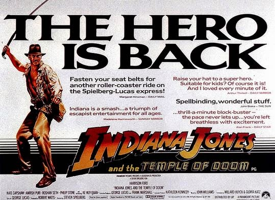 10 things you might not know about INDIANA JONES AND THE