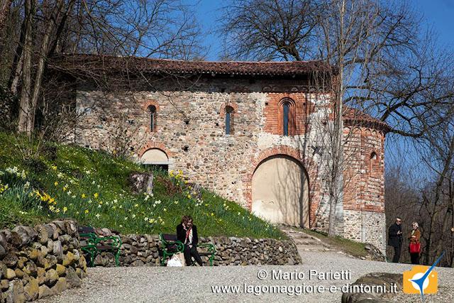 Monastero di Torba in occasione delle Giornate Fai di Primavera 2016