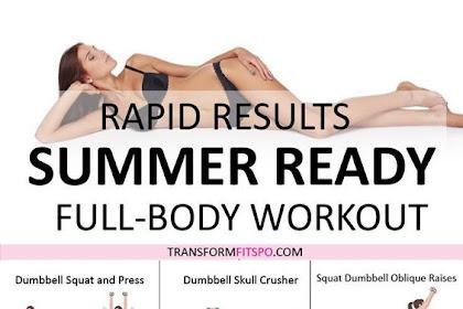 Get Your Best Beach Body in 1 Month