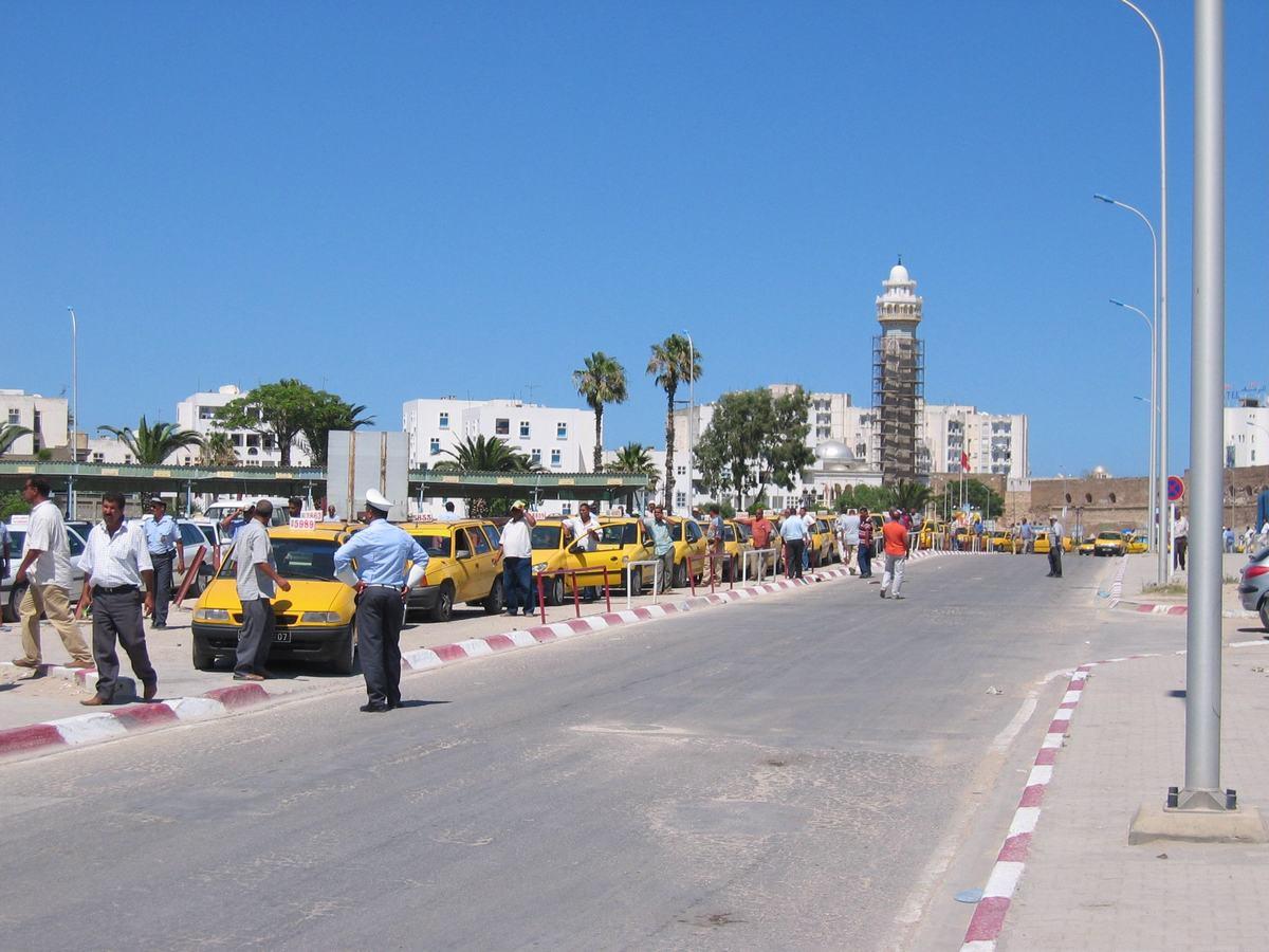 cola taxis tunez