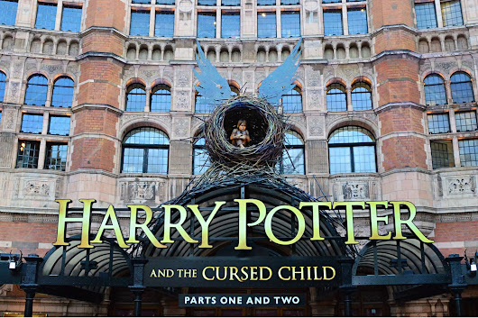 Travel | 5 Things to do If You Can't Get Tickets for Harry Potter and the Cursed Child