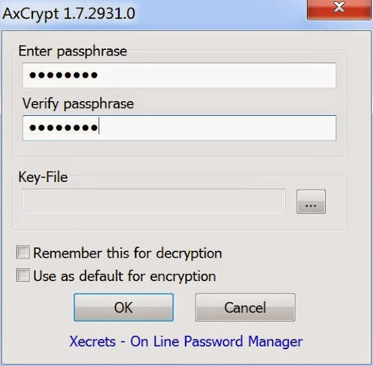 How To Make a Password Protected Folder