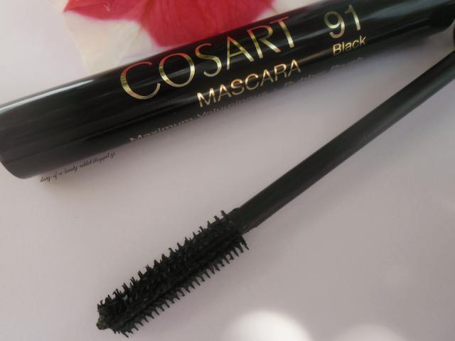 Cosart Maxi Volume Mascara 91 Black