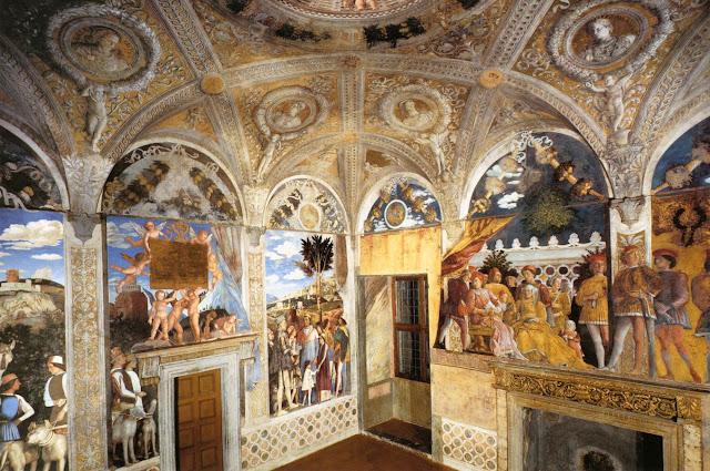 Mantegna e i duchi in salotto