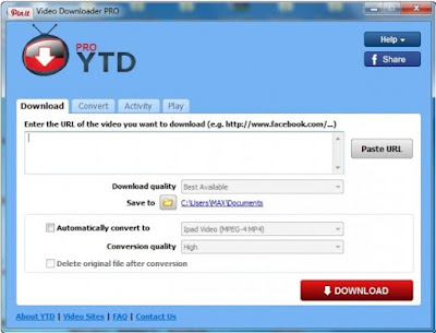 Download Youtube Downloader Pro 4.9.1.0 screenshot