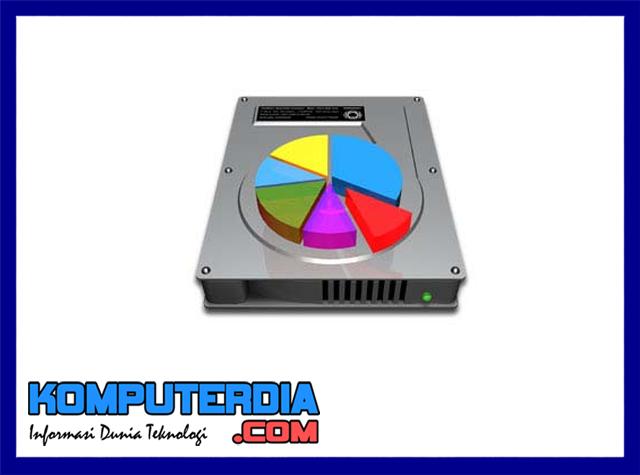 Cara mudah partisi hard disk di windows 7 tanpa install ulang