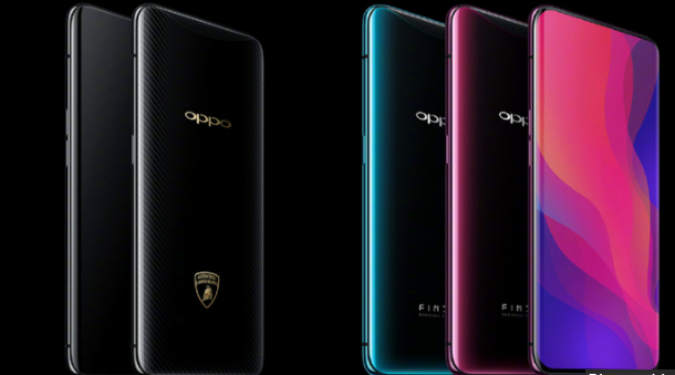 Teknologi kamera Ponsel Terbaru Oppo Find X, Pertama di Terapkan di Dunia