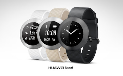 Informasi Teknologi - Smartwatch Huawei Honor S1