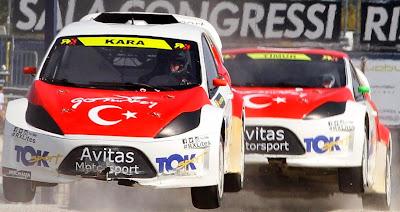 İstanbul'da yarışçılarımız dünyaca ünlü rakiplerini geçmeye çalışacak