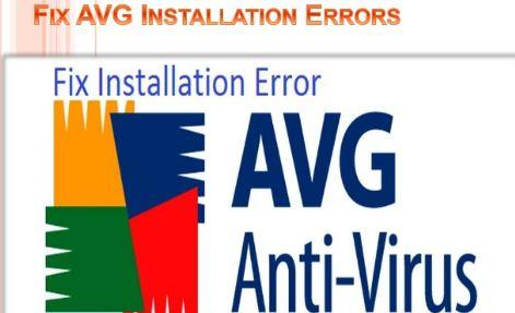 avg not working on windows 10