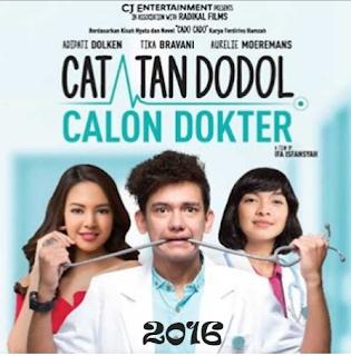 Download Film Catatan Dodol Calon Dokter (2016) BluRay Ganool Movie
