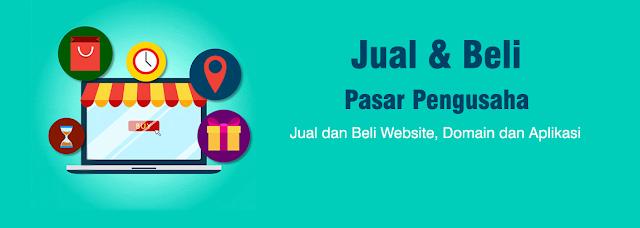 Peluang Usaha Jual Beli Domain, Website, Aplikasi dan Script
