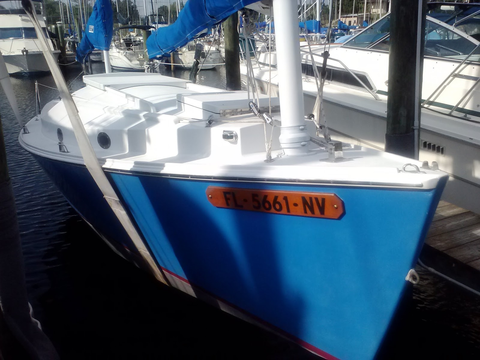 Scotts Boat Pages Norwalk Islands Sharpie 23 For Sale