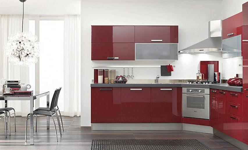 Cocinas italianas modernas record cucine ideas para - Fotos de cocinas pequenas y modernas ...