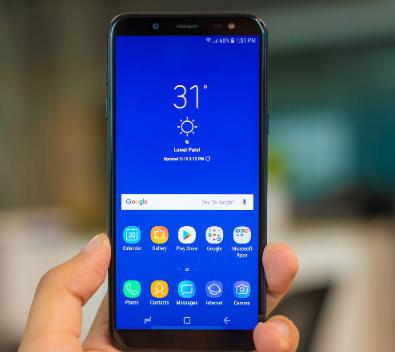 Samsung Galaxy J6 impressive Review 2018