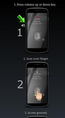 App Lock Fingerprint Simulator for Android app free download