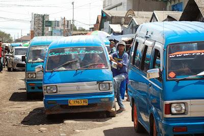 10 Dosa Angkutan Umum terhadap Penumpang