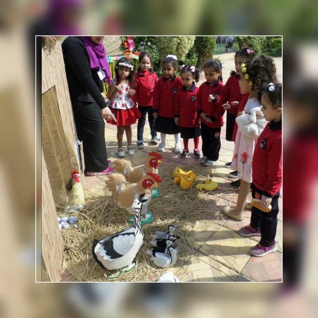 """برنامج """"ريجيو إميليا"""" ودوره فى تعلم أطفال الروضات بمصر""""12"""""""