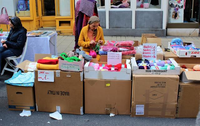 Flohmarkt Wiedeń