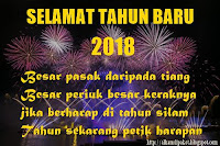 Gambar Tahun Baru 2018 - 1