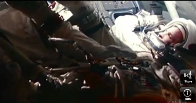 Apollo 1 Fire - Pics about space