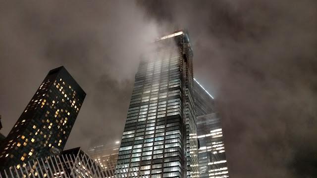 Після дощу. Нью-Йорк (After rain. NYC)