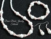 Bead Necklace Tutorial