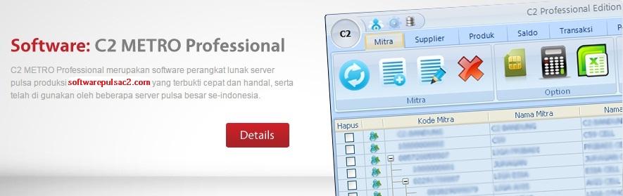 Software C2 Metro Profesional