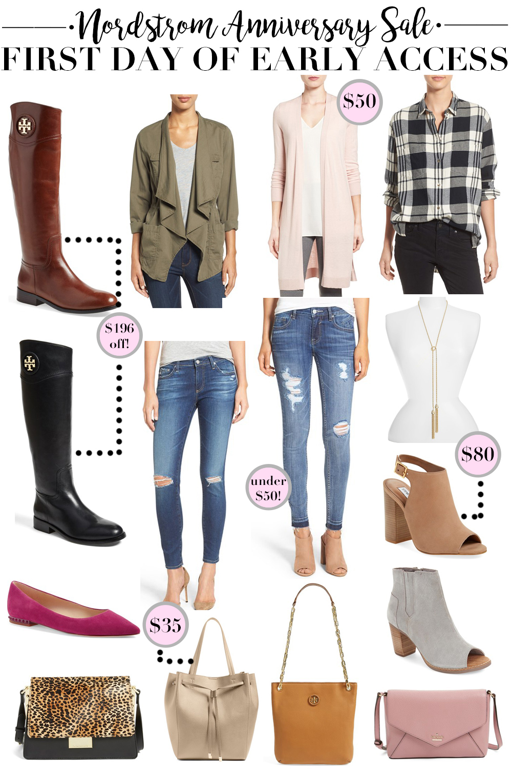 Nordstrom Anniversary Sale: First Day of Early Access