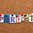 Imperfect Perfectionism