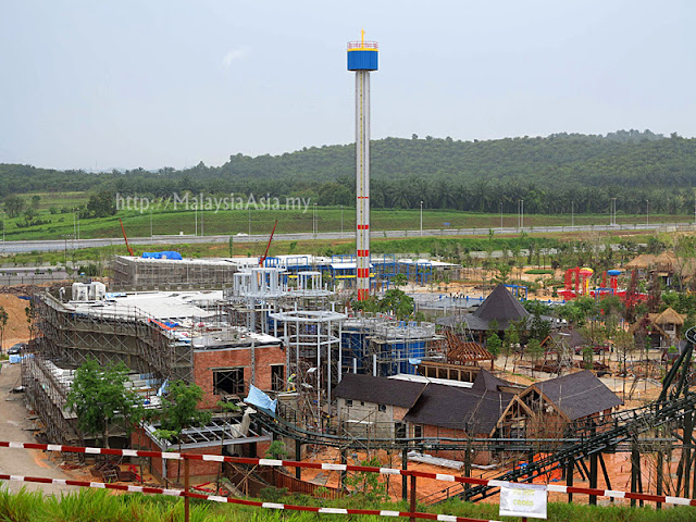 Site Visit to Legoland Malaysia