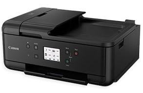 Imprimante Pilotes Canon PIXMA TR7540 Télécharger