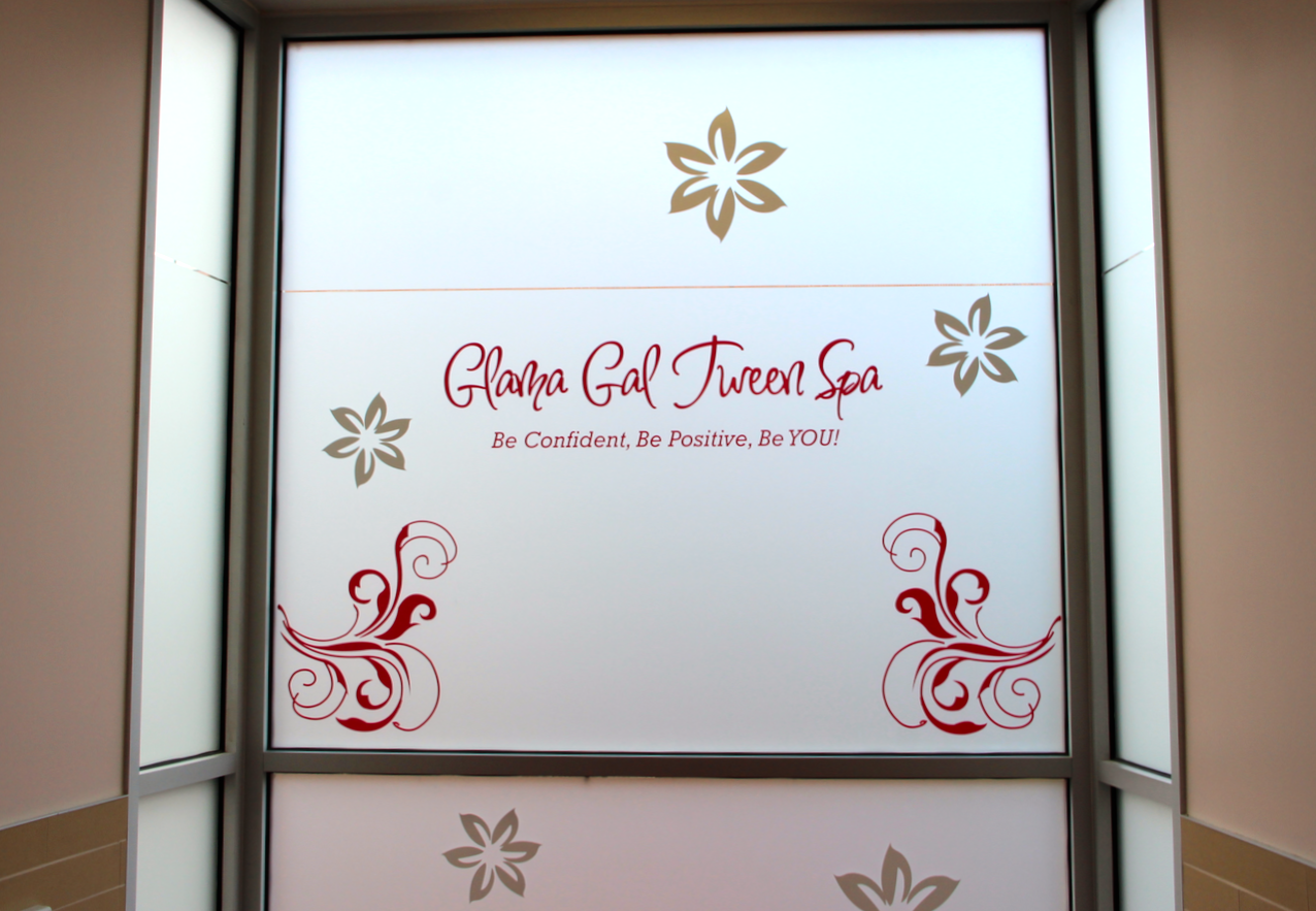 Glama Gals Tween Spa Oakville