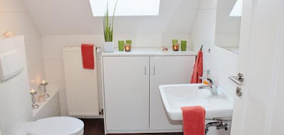 ازالة روائح الحمام الكريهة بكل سهولة